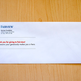 Fairview Foundation #10 appeal envelope