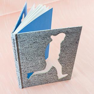 Richard Artschwager diecut hard-cover book