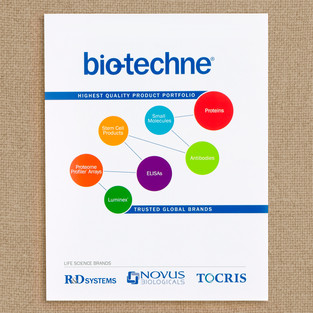 Bio-Techne Product Portfolio 4-pager