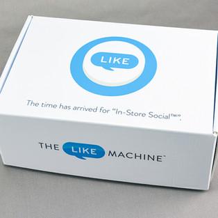Like Dimensional mailer box