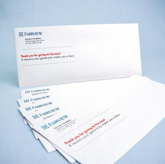 Fairview Foundation #10 appeal envelope