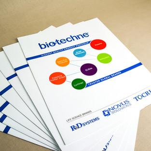Bio-Techne Product Portfolio 4-pager