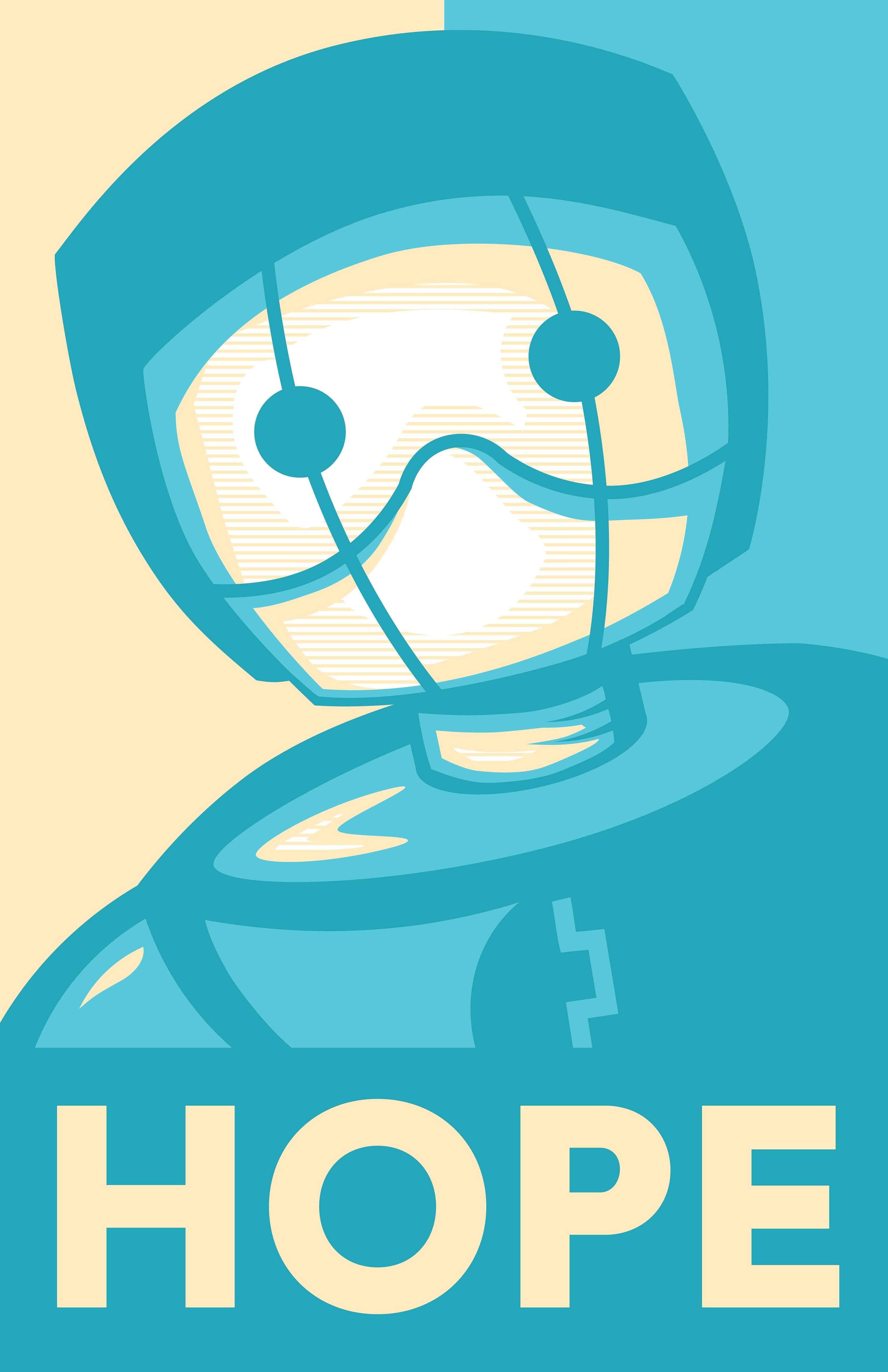 Motivational Poster - Hope