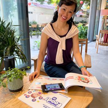 Shark Linh chia sẻ bí quyết đồng hành học tiếng Anh cùng con