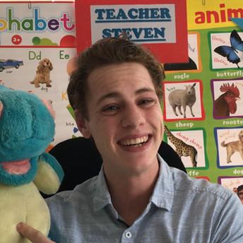 Intro: Teacher Steven