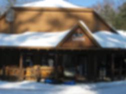 Lodge at Moon beach Camp