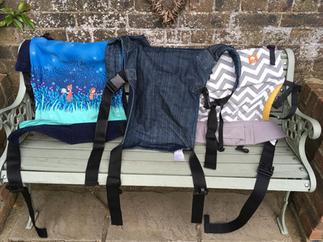 Toddler Carriers - A Detailed Comparison