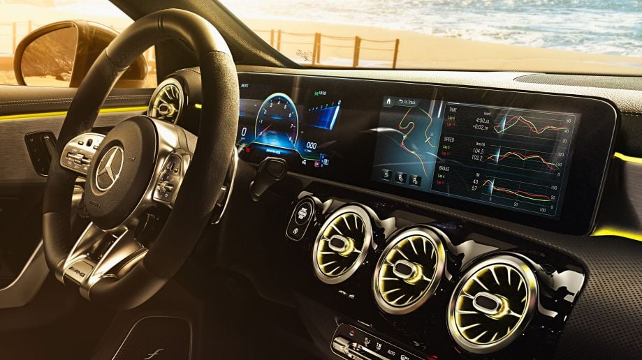 MBUX (Mercedes-Benz User Experience)