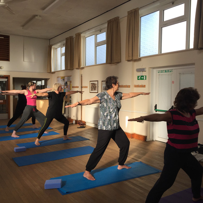 Beginners Yoga Courses!