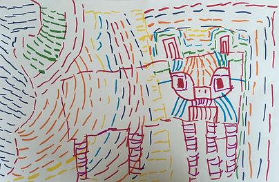 trompe l'oeil, trampantojo, decoracion, muebles, vintage, old, furniture, interiorismo, arte, pintura, silvia guzman, sgarte, murales, perspectiva, pajaros, ropa mexicana, aves, birds, mexican blouses, clases, teacher, art teacher, art class, art techniches, mexico, mexican art, kids in art, creativity, creatividad, art for kids, colors