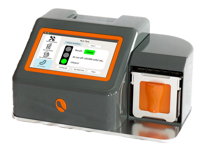 Inish Cell Analyser