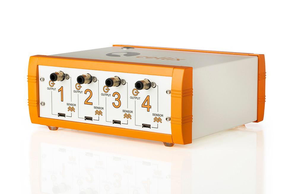 4U 4-Channel Pressure Pump