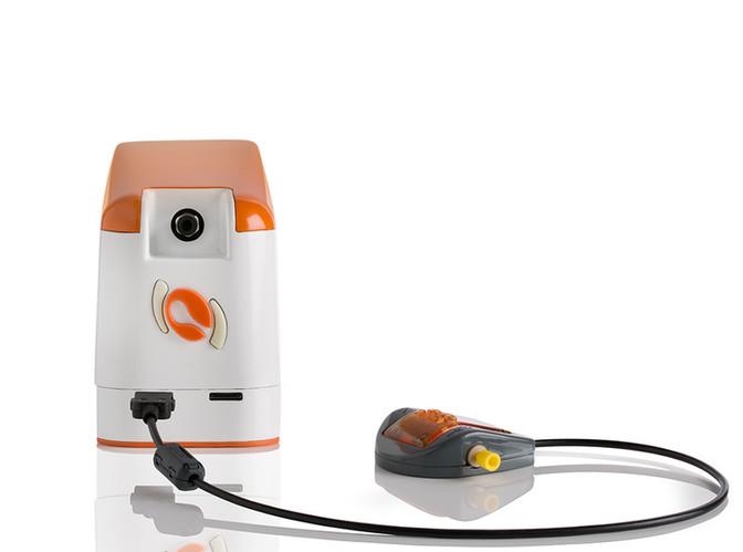 Flow sensor connected to UniGo pressure pump.jpg