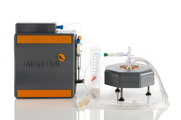 Mirus Evo Nanopump with MultiFlow8