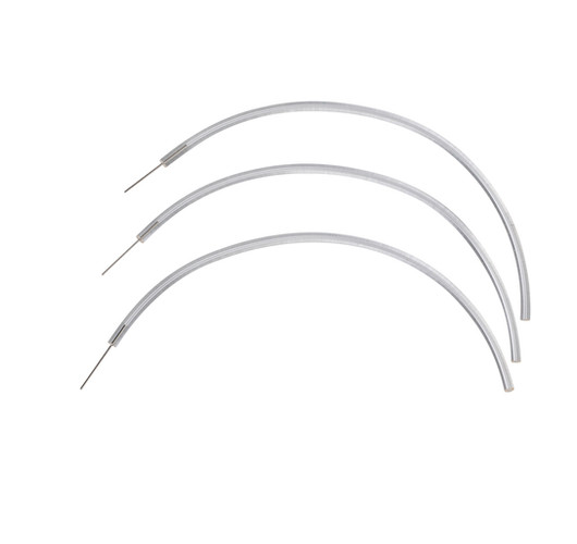 Biochip Outlet Tubing with pins