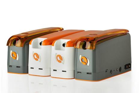ExiGo and UniGo pumps plugged together