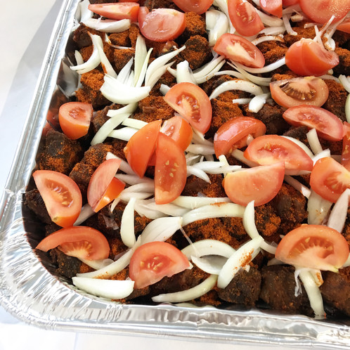 Beef suya with fresh tomatoes and onions httpnaijainfusions beef suya with fresh tomatoes and onions httpnaijainfusions nigerian online food delivery london forumfinder Gallery