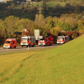 Akute Gefahr von Wald- und Flächenbränden