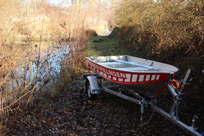 Fw-Anhänger Boot