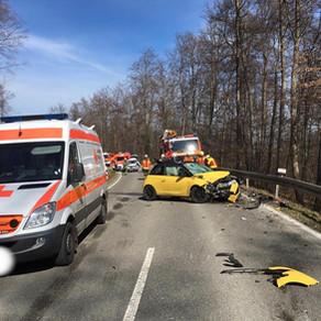 Verkehrsunfall L 382