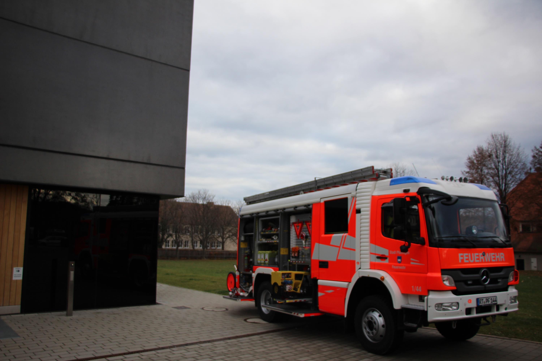 Löschgruppenfahrzeug LF20