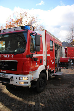 Löschgruppenfahrzeug LF KatS