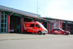 Kommandowagen und Einsatzleitwagen
