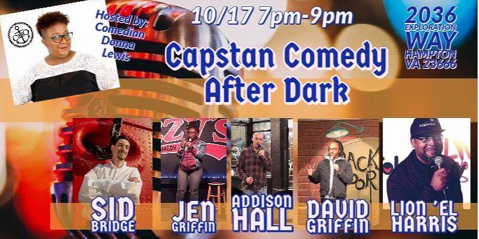 Capstan Comedy After Dark