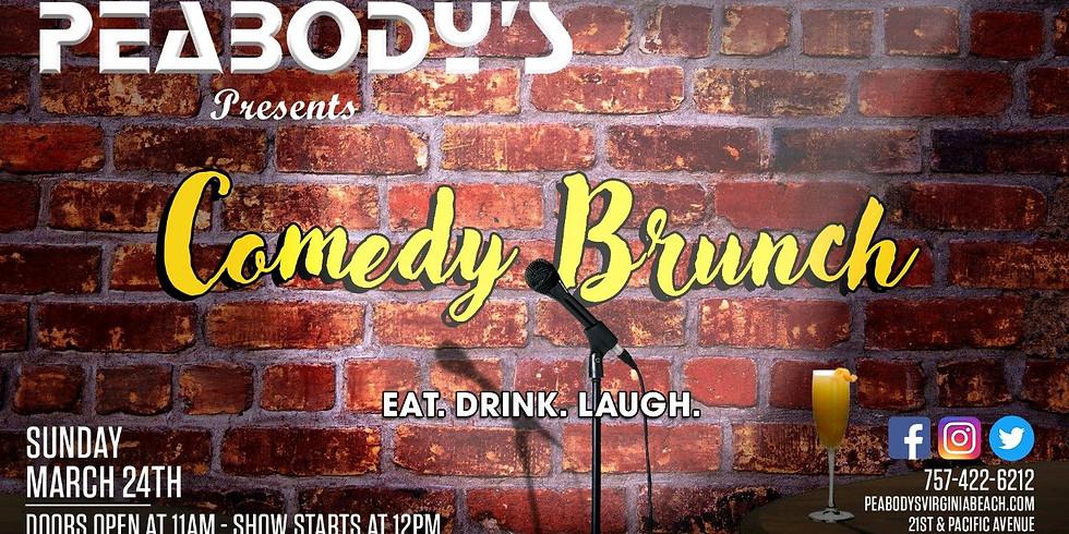 Comedy Brunch @Peabody's