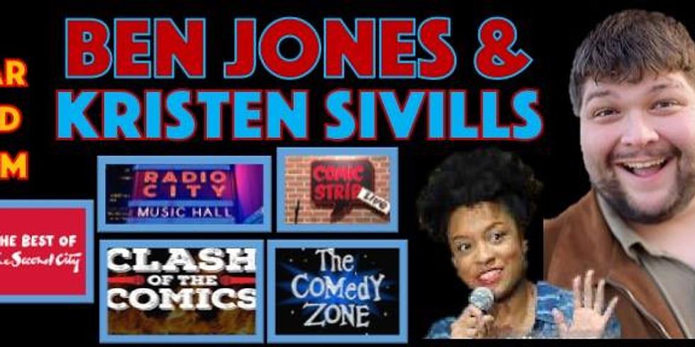 Hosting @The Comedy Club Of Williamsburg