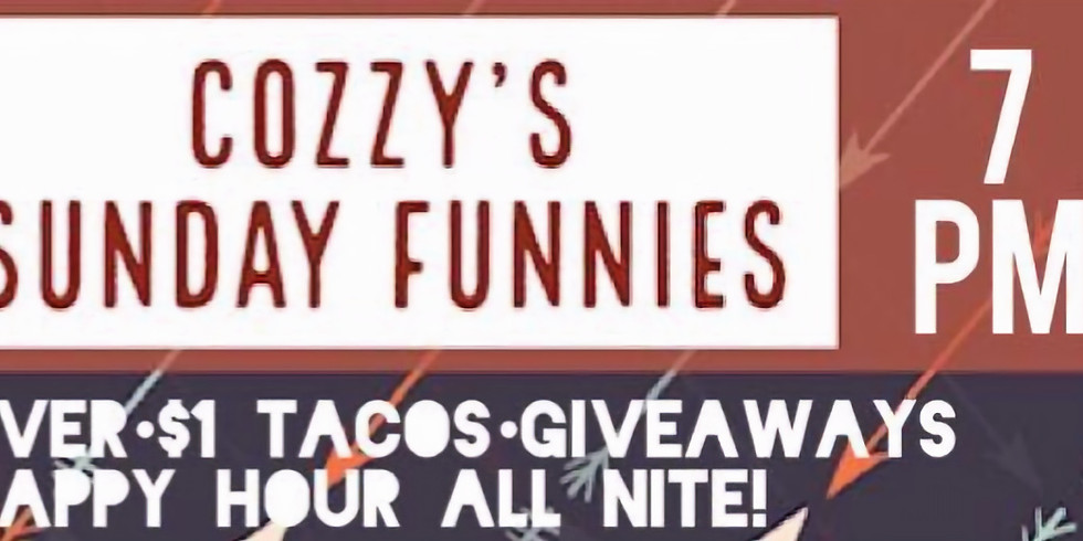 Cozzy's Sunday Funnies