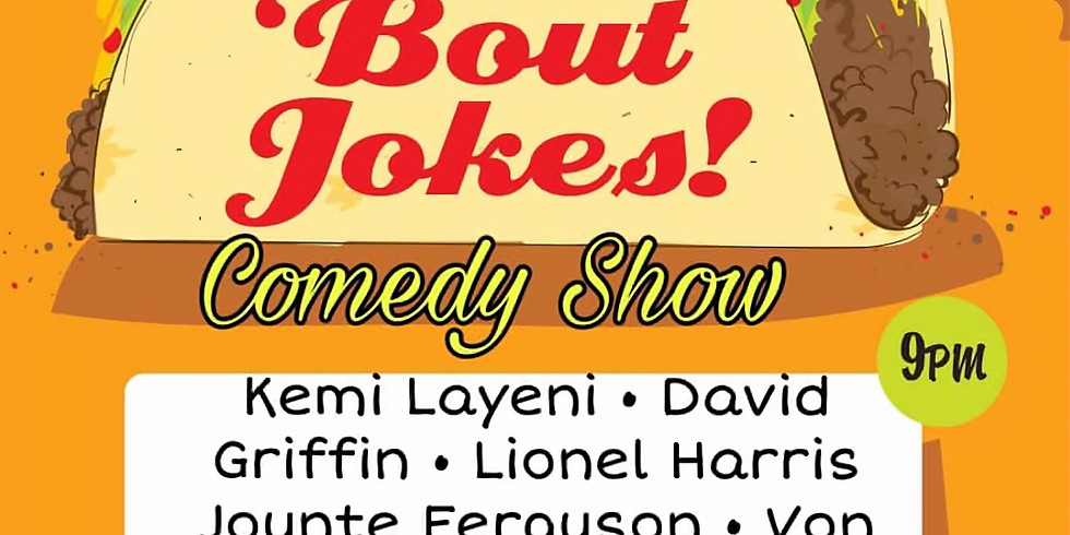 Comedy Night at Stuft