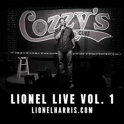 Lionel Live Vol. 1