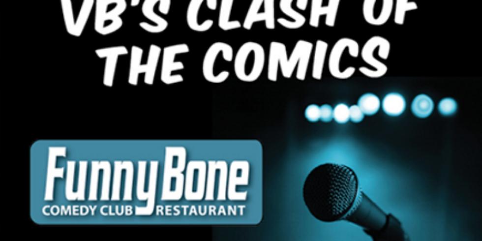 Clash of the Comics @ Virginia Beach Funnybone