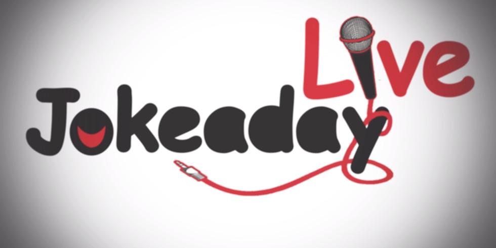 #JOKEADAYLIVE July 15th SHOW