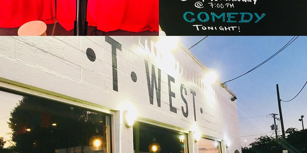 Plan B Comedy Night @ Tortilla West