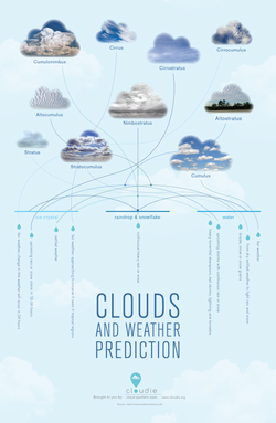 Cloudie - infographic