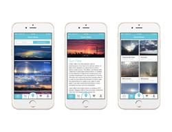 Cloudie - iPhone app