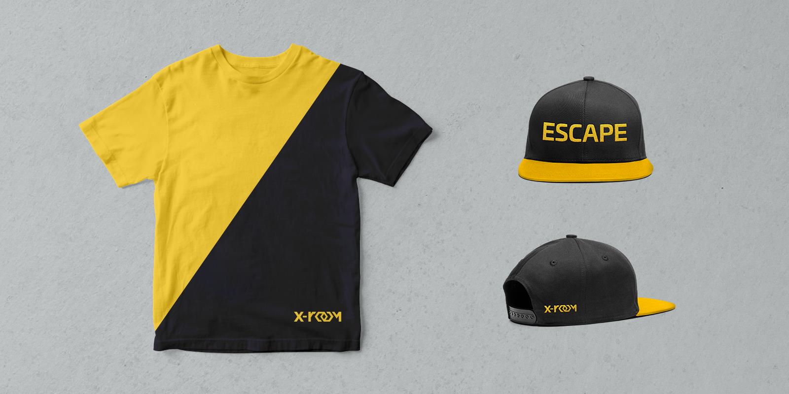 staff tshirt+cap