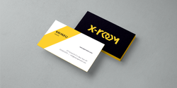 x-room business card