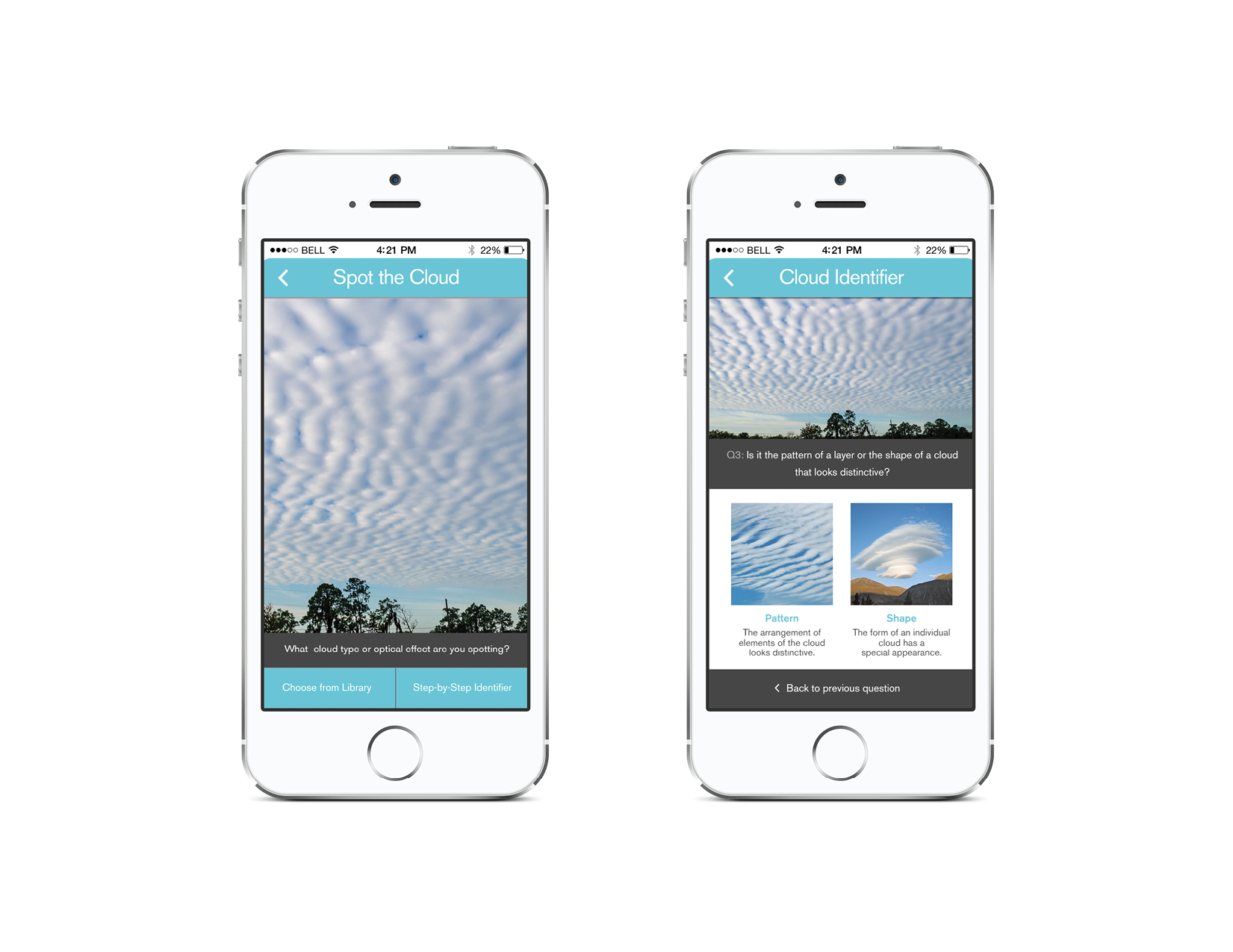 Cloudie - iPhone app