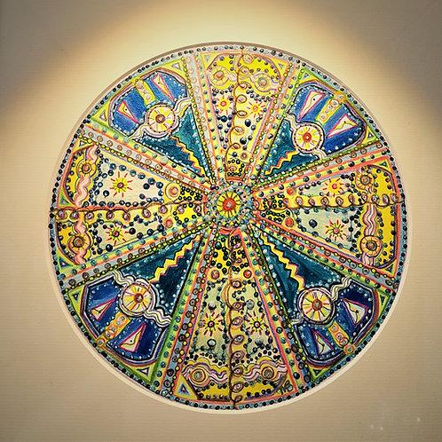 1 Chakra Mandala Module ( 4-avonden plus 1 Sound Healing) Mi