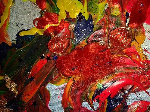 Schilderijen - Serie Feest
