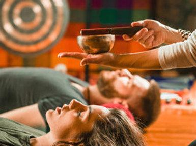 Sound Healing (minimaal 6 personen)