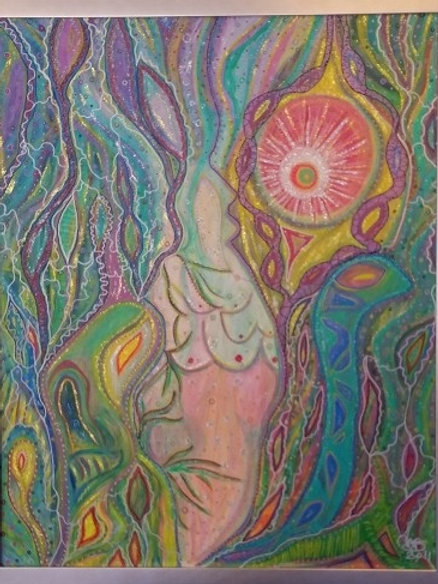 Mother Earth - Only Prints for sale