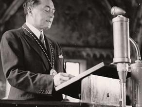 Hrobař Richard Coudenhove-Kalergi