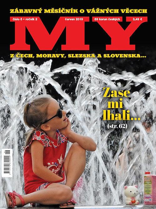 MY - ČERVEN 2019