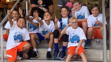 3/4th grade boys take 1st place