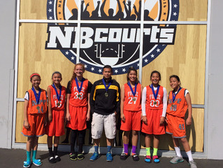 NP Force 6th Girls Win Summer Finale