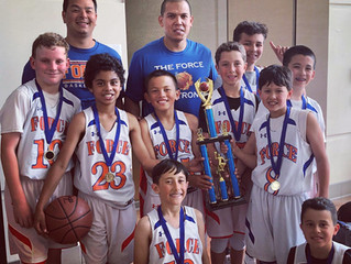 4/5th grade takes home first place